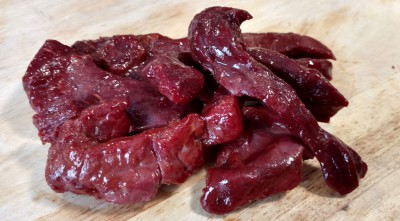 CHERRY MAPLE VENISON (8oz. Fresh)